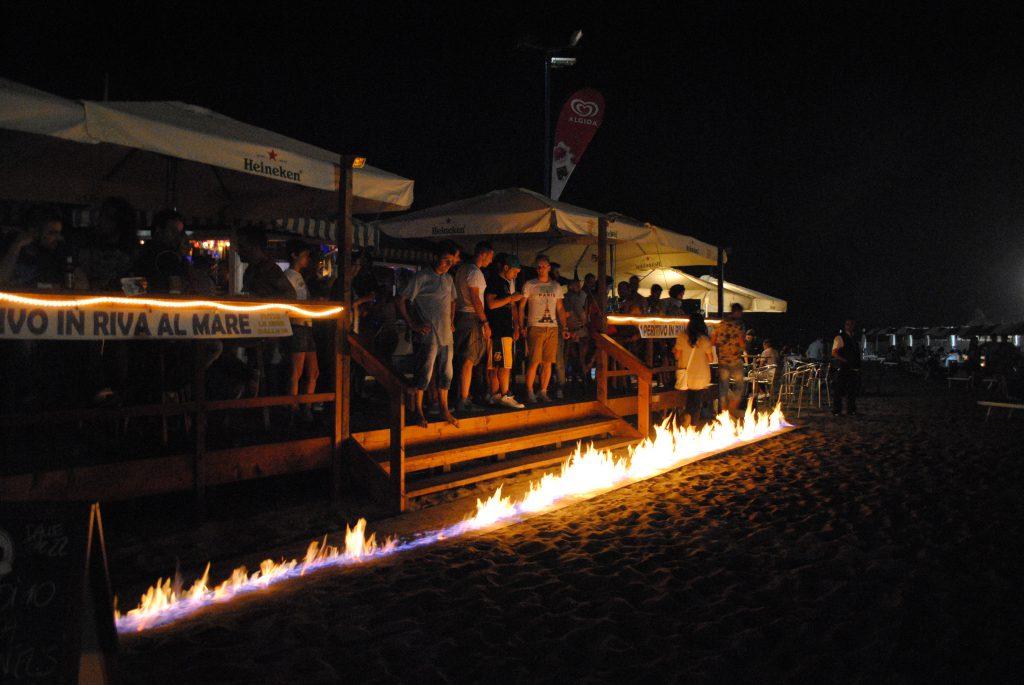 I 10 migliori aperitivi al tramonto in riva al mare di - Bagni vittoria ostia ...