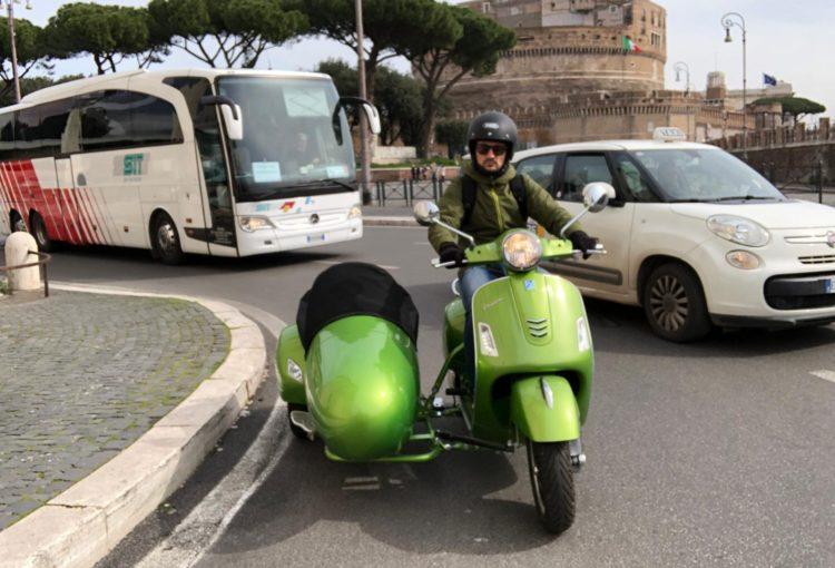 Scoprire Roma in sidecar: info, costi e tappe dei tour